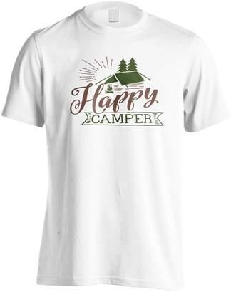 Camper INNOGLEN Happy In Colors Men's T-Shirt Tee j922m