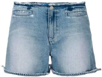 MiH Jeans Marrakesh denim shorts