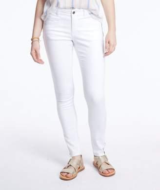 L.L. Bean L.L.Bean Signature Skinny Ankle Jeans