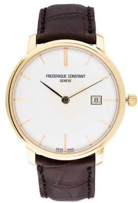 Frederique Constant Slimline Automatic Watch