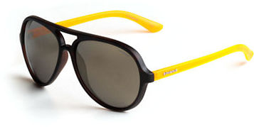 POLAROID Molded Aviator Sunglasses