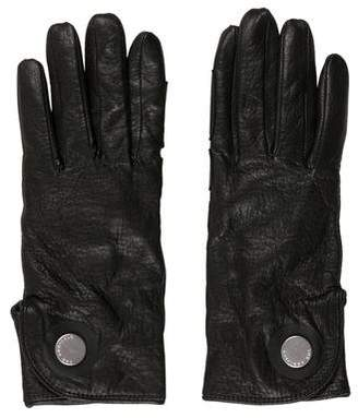 The Arrivals Leather Gloves