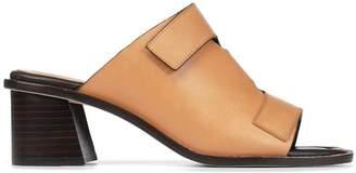 Donald J Pliner AMALIA, Vachetta Leather Heeled Sandal