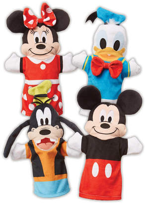 Melissa & Doug Mickey Mouse Friends Soft & Cuddly Hand Puppets