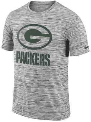 Nike Men's Green Bay Packers Legend Velocity Travel T-Shirt