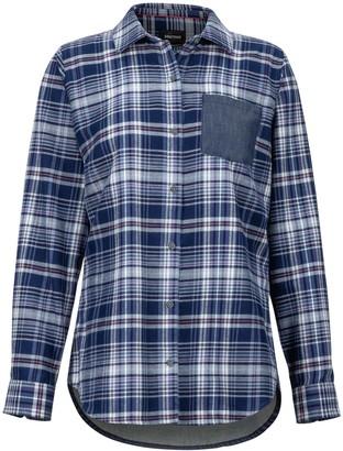 Marmot Women's Lakota Lightweight Flannel Long-Sleeve Shirt