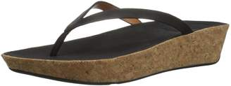 FitFlop Women's Linny Toe-Thong Sandals - Leather