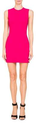 Givenchy Sleeveless Cady-Stretch Fitted Cocktail Dress