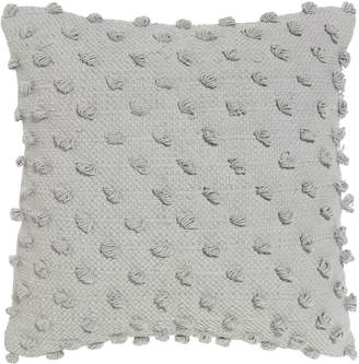 Rapee Acacia Solid Dove Cotton Cushion