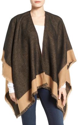 Caslon Stripe Capelet $79 thestylecure.com