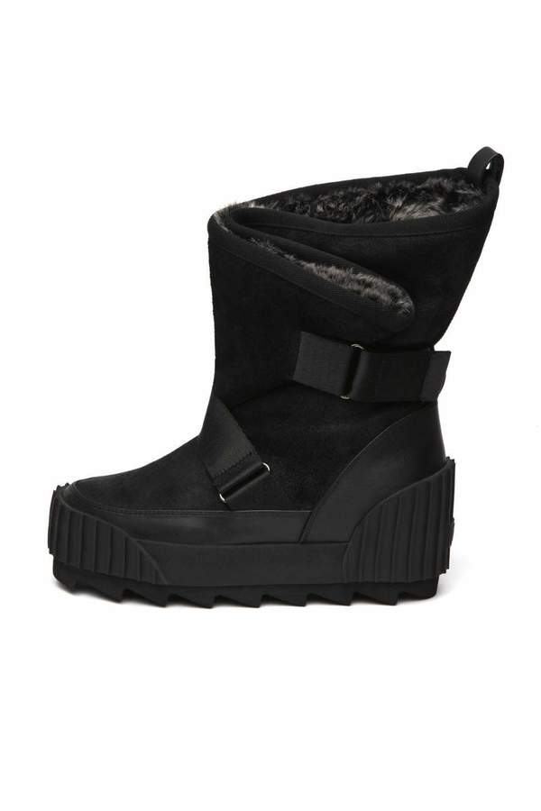 United Nude Snow Booties