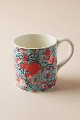 Anthropologie Metascape Mug