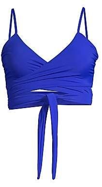 Mara Hoffman Women's Mila Bikini Top