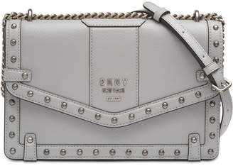DKNY Whitney Studded Shoulder Bag
