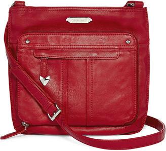 PERLINA Perlina Nappa Large Organizer Crossbody Bag $84 thestylecure.com