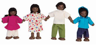 Plan Toys Dollhouse Doll Family Afro American