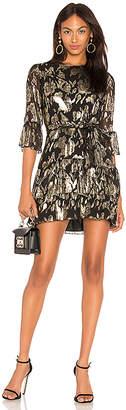 Mestiza New York Lucia Ruffled Mini Dress
