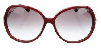 Bvlgari Oversize Square Sunglasses