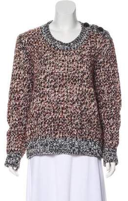 Sonia Rykiel Mélange Knit Sweater