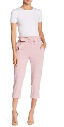 Endless Rose High Waist Rolled Up Pants