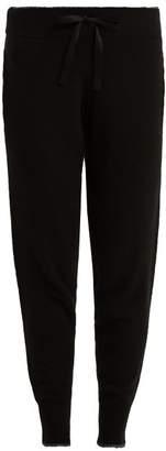 d5ba70661430 Morgan Lane - Hailey Cashmere Pyjama Trousers - Womens - Black