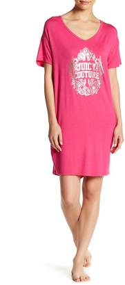 Juicy Couture T-Shirt Pajama Dress