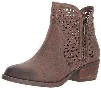 Not Rated Women's Etta Ankle Bootie,6.5 M US