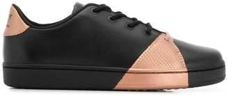 Emporio Armani Ea7 colour block sneakers