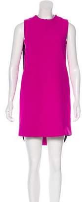 Hunter Bell Sleeveless Mini Shift Dress