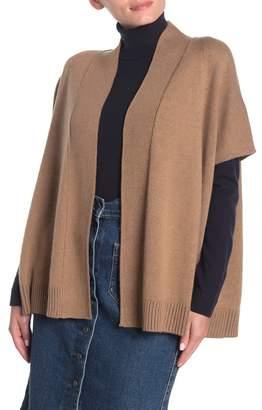 Lafayette 148 New York Vanise Cashmere Short Sleeve Cardigan