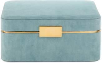 AERIN Beauvais Azure Jewellery Box