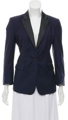 Band Of Outsiders Structured Peak-Lapel Blazer