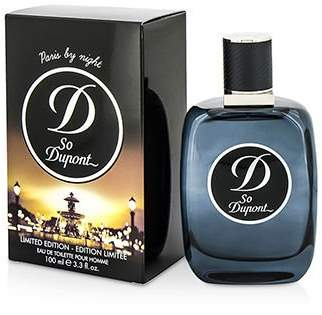 S.t. Dupont S. T. Dupont So Dupont Paris By Night Eau De Parfum Spray
