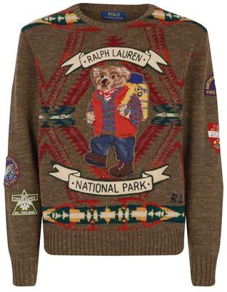 Polo Bear National Park Sweater