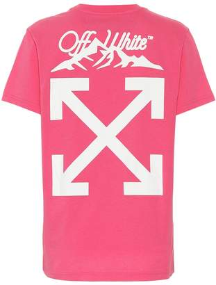 Off-White Off White Exclusive to Mytheresa printed cotton T-shirt