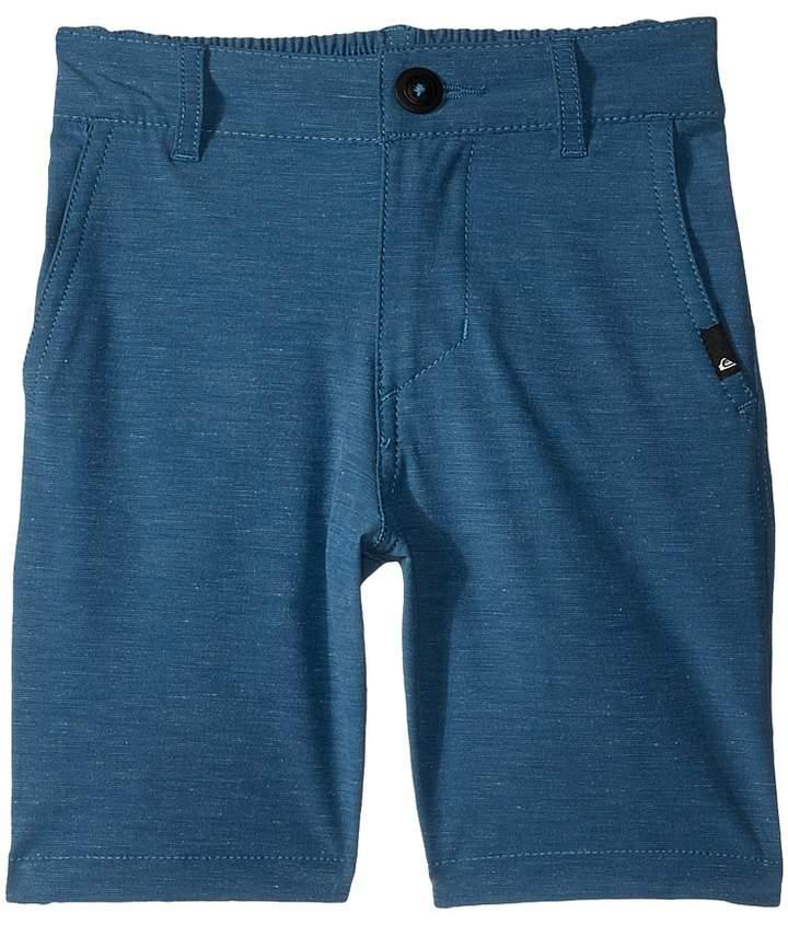 Union Heather Amphibian Shorts Boy's Shorts