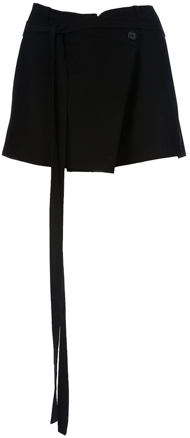 Ann Demeulemeester Mini skirt