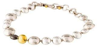 Gurhan Diamond Lentil Bracelet