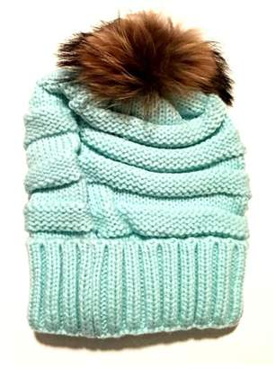 Love's Hangover Creations Hand Knitted Beanie