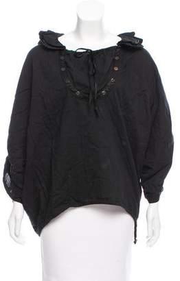 Tsumori Chisato Oversize Short Sleeve Top