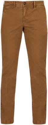 Moncler Slim-leg cotton-blend chinos