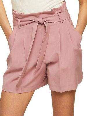Miss Selfridge Paper Bag Shorts