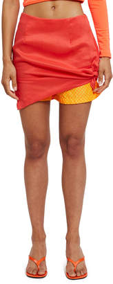 Worldwide Limited Neon Corals Skort
