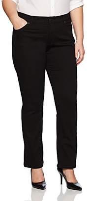 Lee Women's Plus-Size Slimming Fit Rebound Bootcut Jean