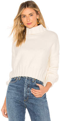 For Love & Lemons Dylan Turtleneck Sweater