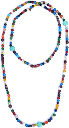 Luxurious Gypsie Gita Glass Necklace