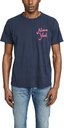 Mother The Buster New York Graphic T-Shirt
