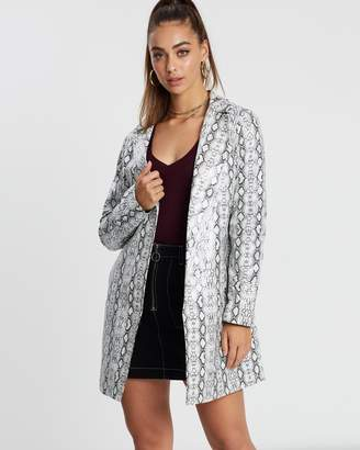 Missguided Snake Trench