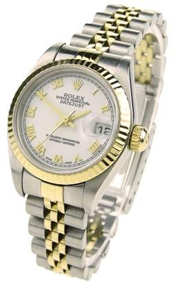Rolex Lady Datejust Steel & Gold 79173