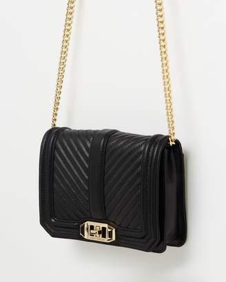 Rebecca Minkoff Chevron Love Cross-Body Bag